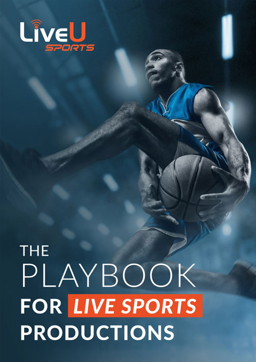 The Playbook for Live Sports Productions