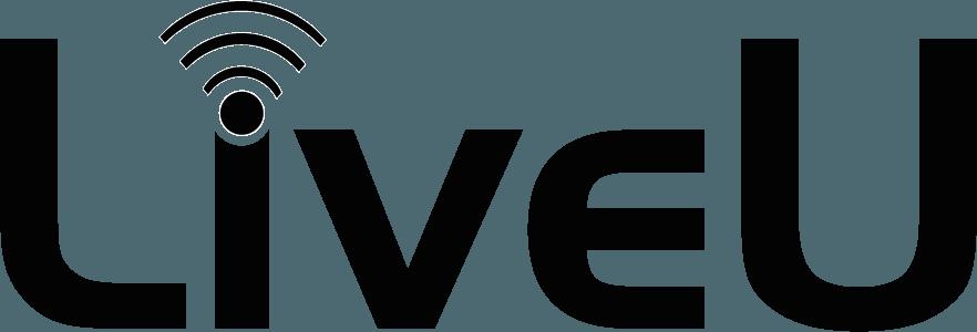 LiveU Logo - All Black