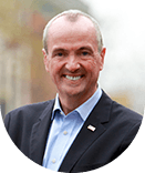 NJ Governor, Phil Murphy