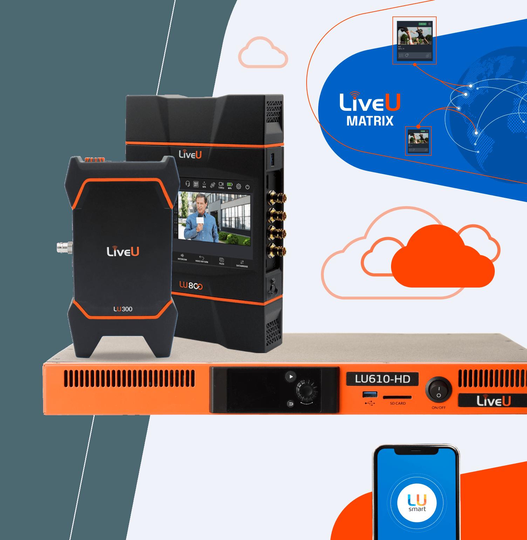 Soluciones de video de punta a punta