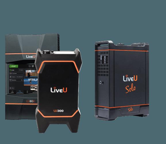 Live-Video in Premium-Qualität – von überall