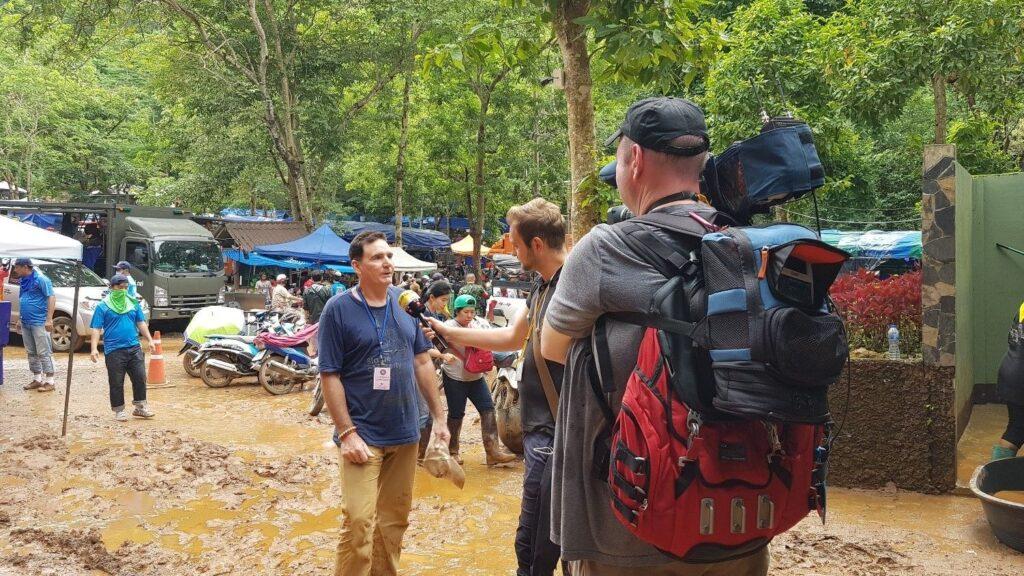 2018 News Roundup - Thai Boys Rescue Image