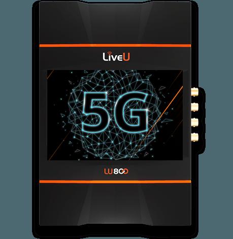 LU800 : exploitez tout le potentiel de la 5G