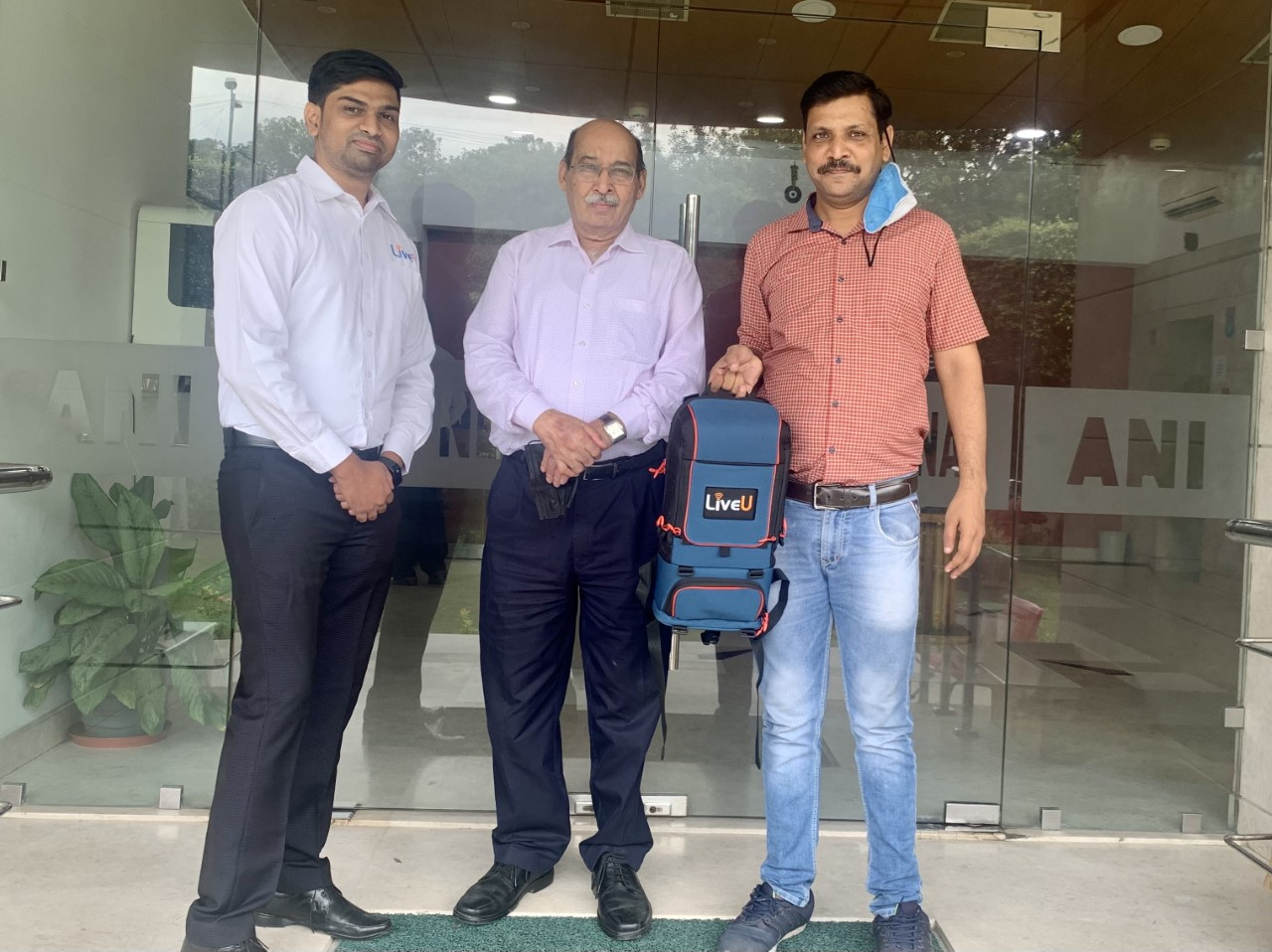 India-based ANI Expands its Live Newsgathering Capabilities with LiveU's LU800 Multi-Cam Solution