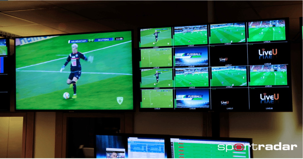 Austrian Football Brought to Broadcast and OTT Viewers Worldwide Using a Wide Range of LiveU Technology