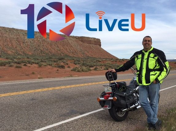 CONTENT IN THE CLOUD – FEET ON THE GROUND 10 YEARS OF LIVEU - Image 1