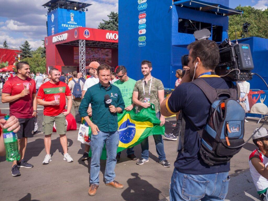 2018 News Roundup - Russia FIFA Image