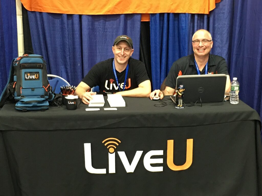 LiveU Supports First Presidential Debate - Image 1