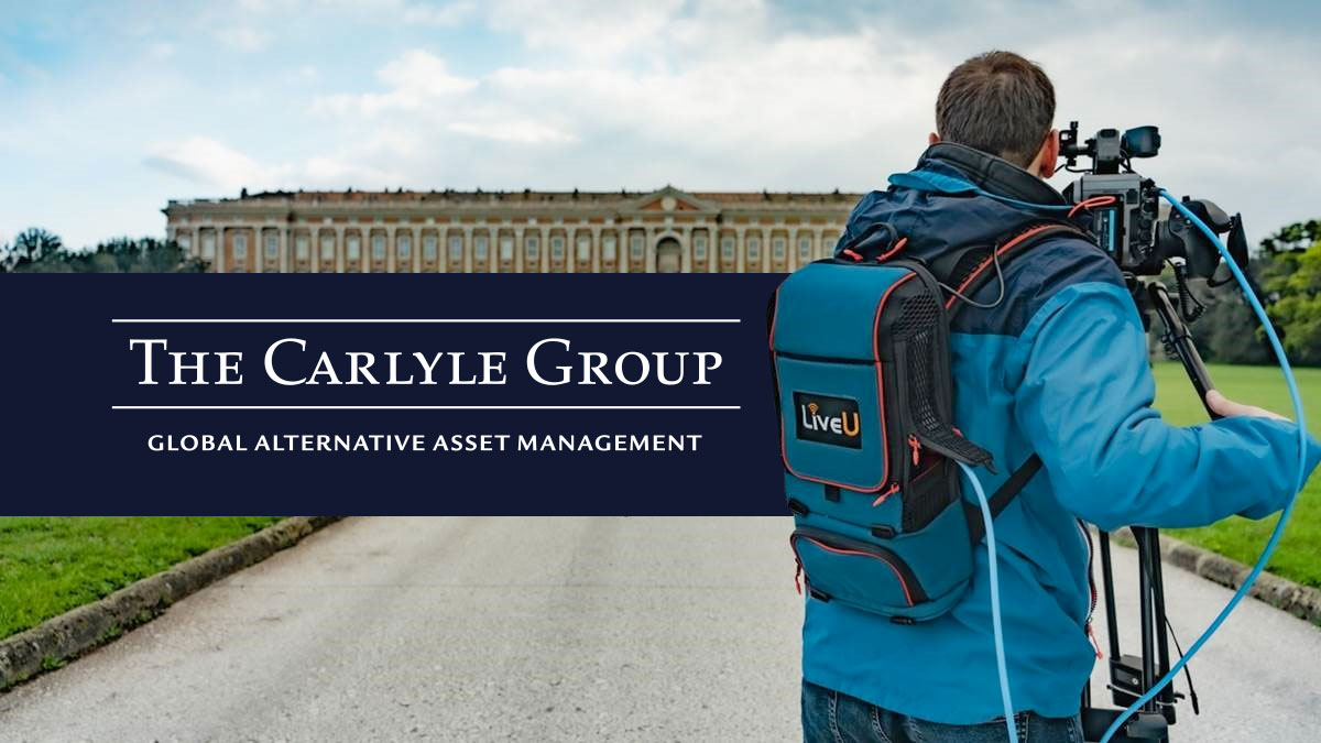 Carlyle to acquire LiveU to further accelerate global growth