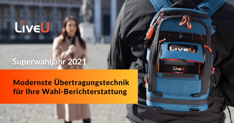 Sonder-Mietaktion zur Deutschen Bundestagswahl