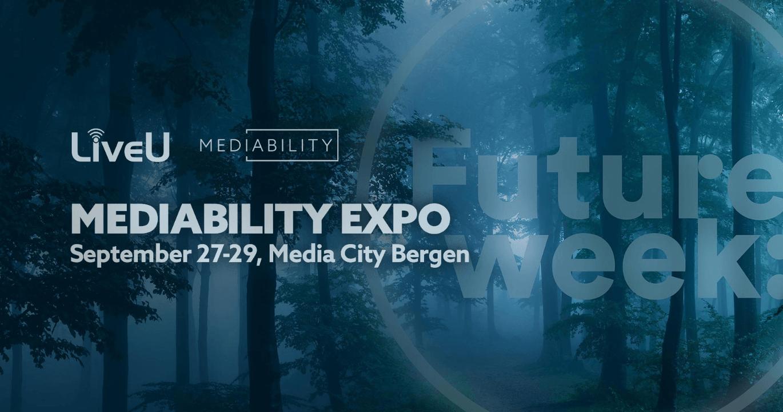 Mediability Expo @ Future Week